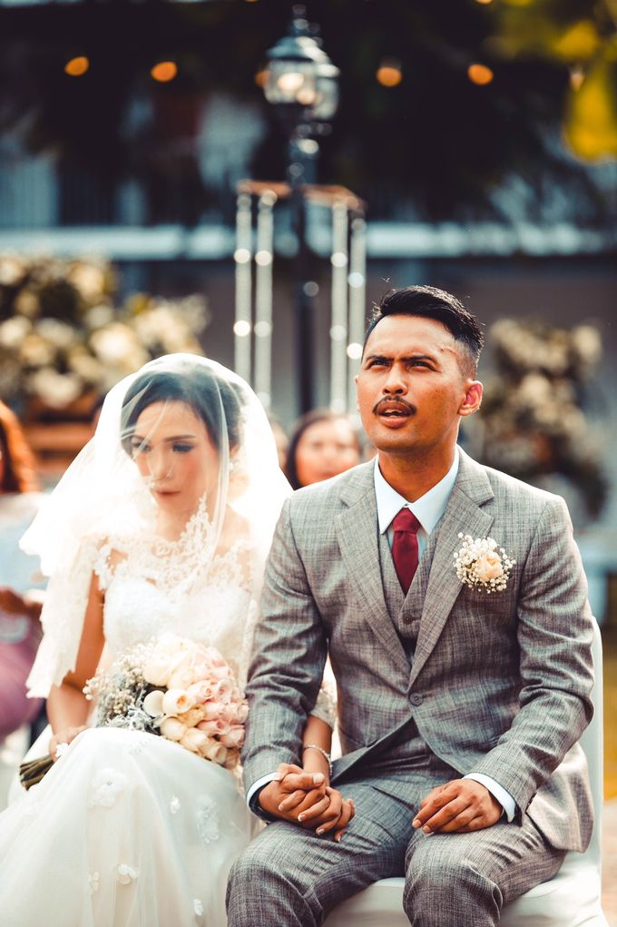 Kevin & Shinta Wedding by Double Happiness Wedding Organizer - 004