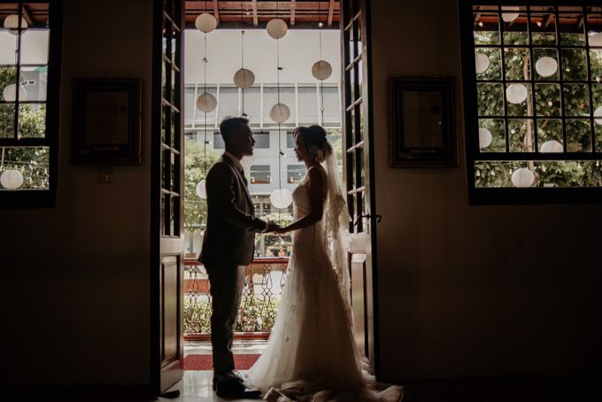 Kevin & Shinta Wedding by Double Happiness Wedding Organizer - 005