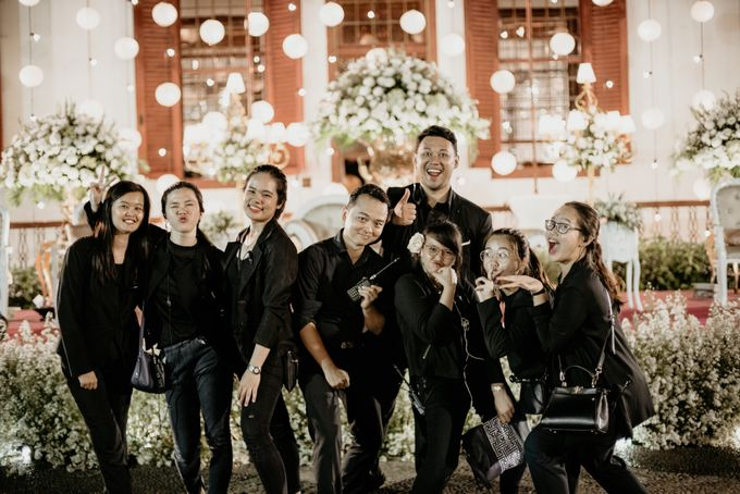 Kevin & Shinta Wedding by Double Happiness Wedding Organizer - 013
