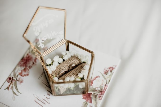 Kevin & Shinta Wedding by Double Happiness Wedding Organizer - 011