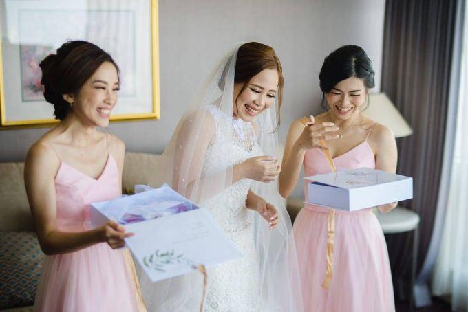 Steven & Yovita's Wedding by Roopa - 001