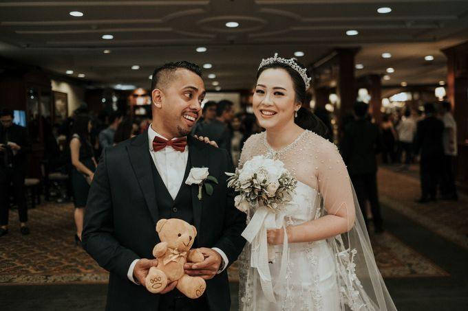 Dian & Michael by MERCANTILE PENTHOUSE WEDDING - 019