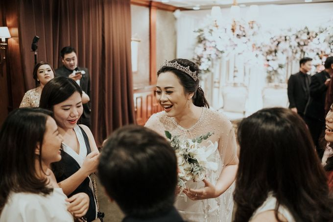 Dian & Michael by MERCANTILE PENTHOUSE WEDDING - 022