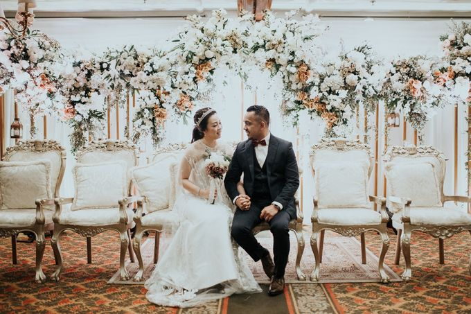 Dian & Michael by MERCANTILE PENTHOUSE WEDDING - 017