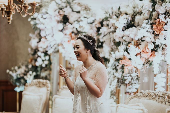 Dian & Michael by MERCANTILE PENTHOUSE WEDDING - 007