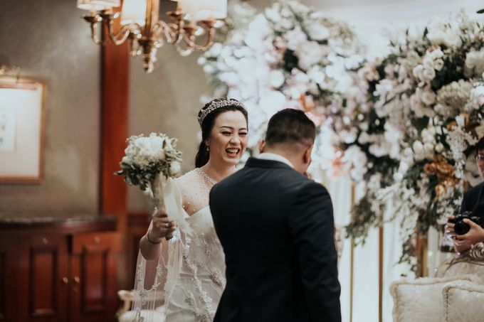 Dian & Michael by MERCANTILE PENTHOUSE WEDDING - 001