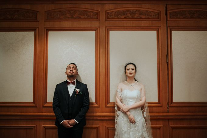 Dian & Michael by MERCANTILE PENTHOUSE WEDDING - 006