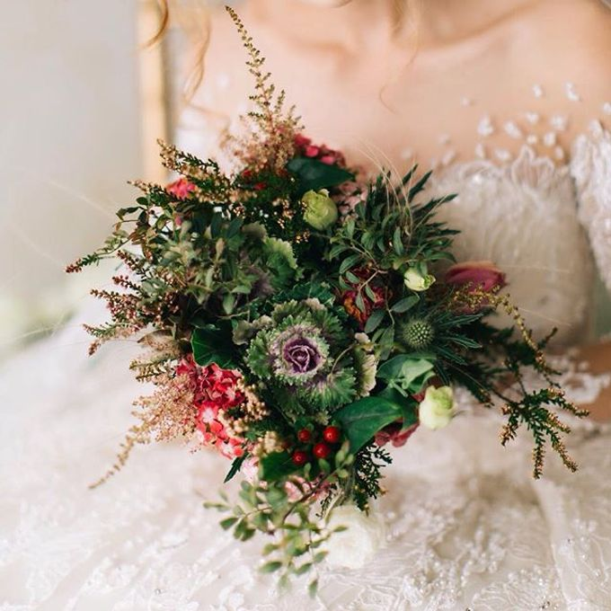 Bride Bouquet by Angie Fior - 043