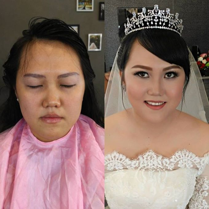Wedding Makeup By Me by Yasca Natalia MakeupArtist - 002