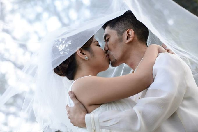 Dominic & Kresta Wedding by Jenry Villamar Photo & Video - 004