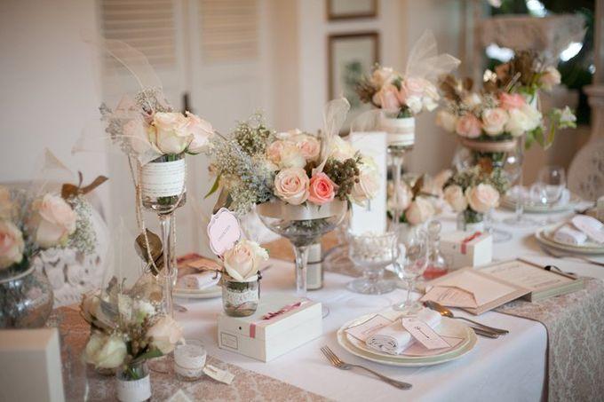 a beautiful dream by Tea Rose Wedding Designer - 020