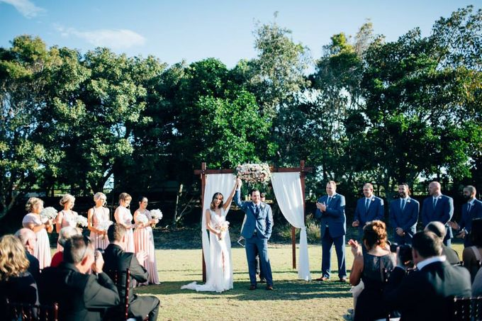 Osteria Wedding by Gold Coast Wedding Hire - 005