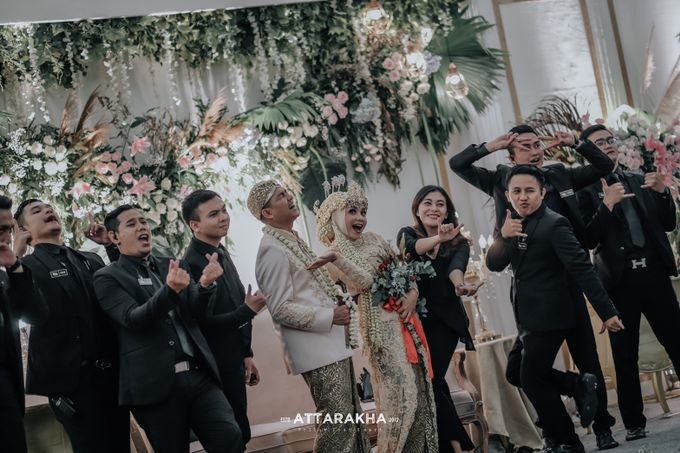 Khai & Faisal Wedding by CORELLIA INVITATION - 019