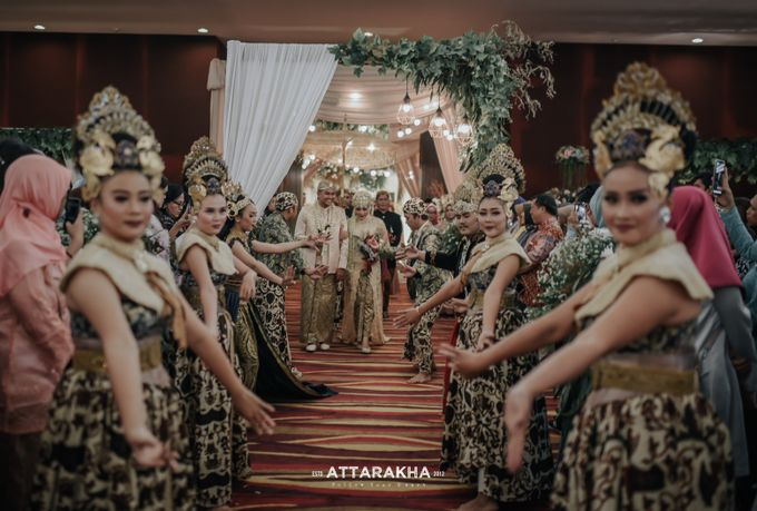 Khai & Faisal Wedding by CORELLIA INVITATION - 030