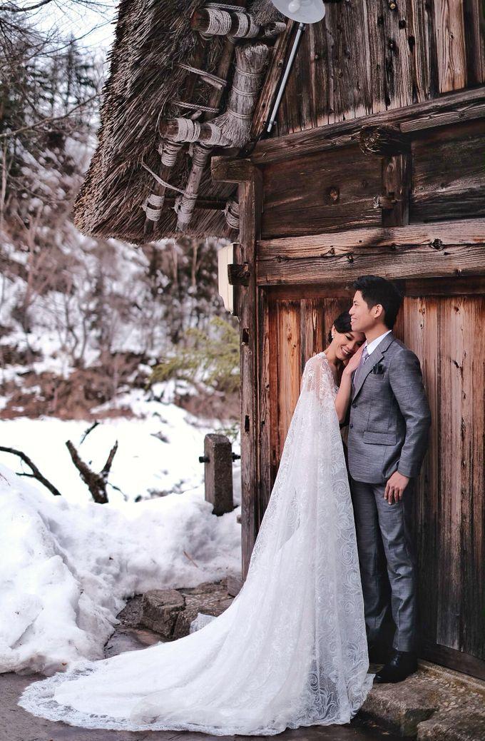 Prewedding of Adrian & Merry by Yumi Katsura Signature - 001