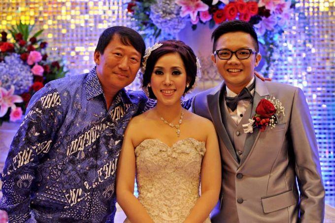Wedding Arrangements by Fluxerchef Jakarta - 001