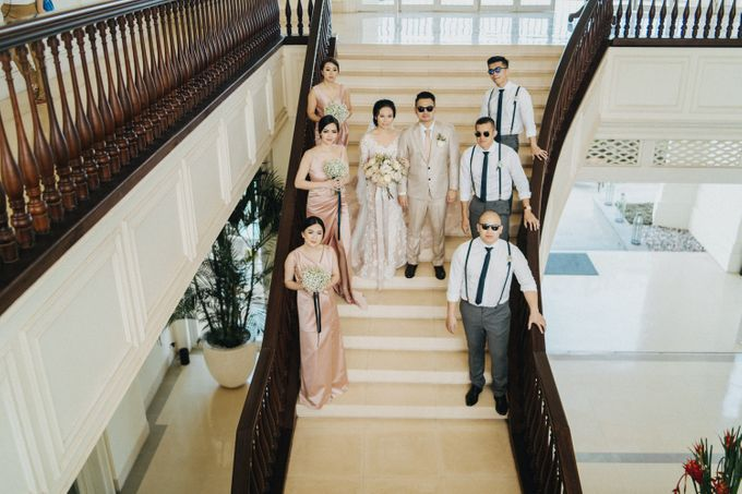 Hendry & Cindy Wedding by Love Bali Weddings - 015