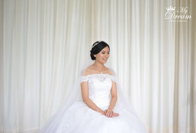 The Wedding Gown of Hana by My Dream Bridal and Wedding - 007