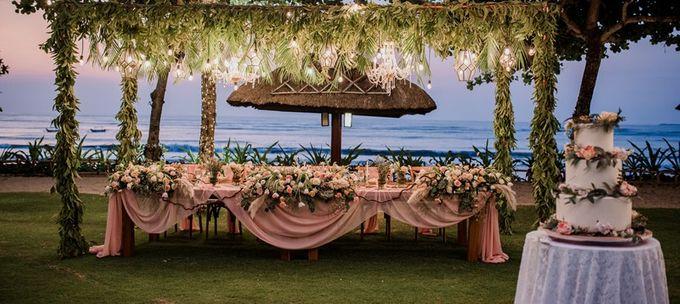 Rustic Decoration by Bali Izatta Wedding Planner & Wedding Florist Decorator - 010