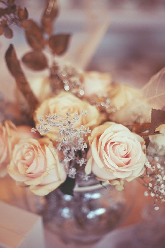 a beautiful dream by Tea Rose Wedding Designer - 009