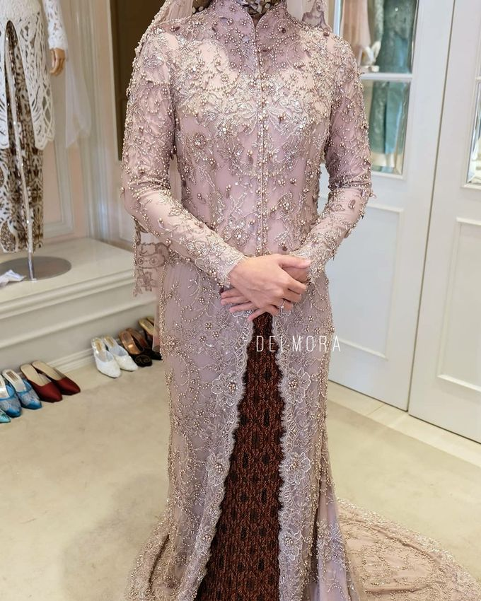 WEDDING CEREMONY KEBAYA MODERN / TRADISIONAL by DELMORA - 007
