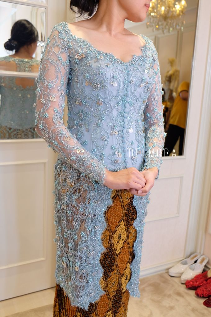 WEDDING CEREMONY KEBAYA MODERN / TRADISIONAL by DELMORA - 013
