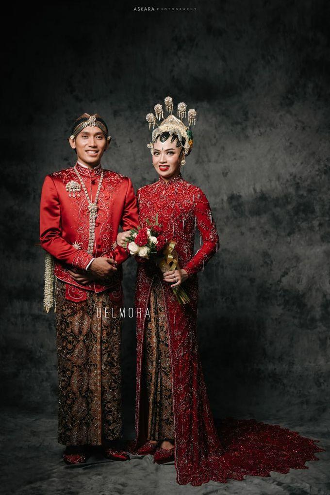 WEDDING PARTY KEBAYA MODERN / TRADISIONAL by DELMORA - 020