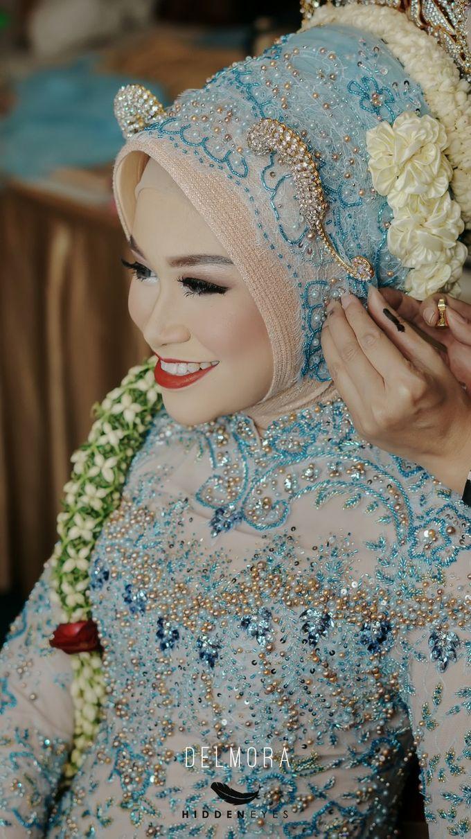 WEDDING PARTY KEBAYA MODERN / TRADISIONAL by DELMORA - 021