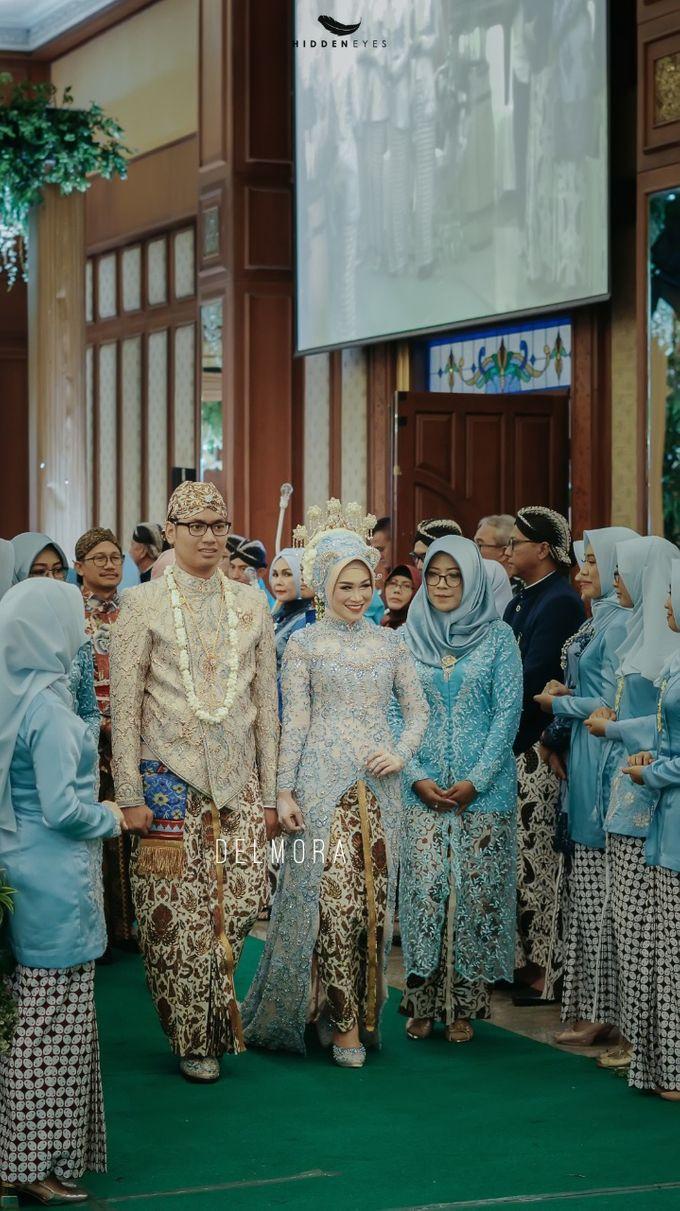 WEDDING PARTY KEBAYA MODERN / TRADISIONAL by DELMORA - 026