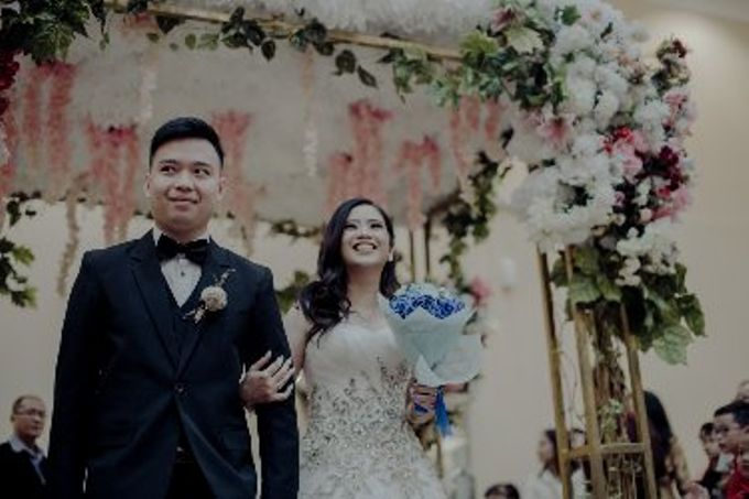 The Wedding Of Fransisca & Edi by Favor Brides - 017