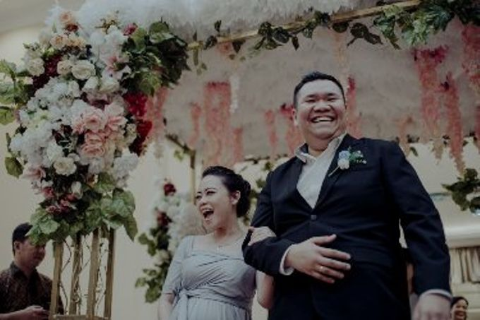 The Wedding Of Fransisca & Edi by Favor Brides - 030