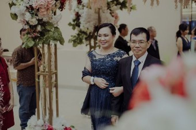 The Wedding Of Fransisca & Edi by Favor Brides - 025