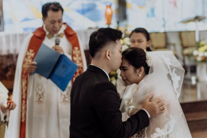 The Wedding Of Fransisca & Edi by Favor Brides - 027