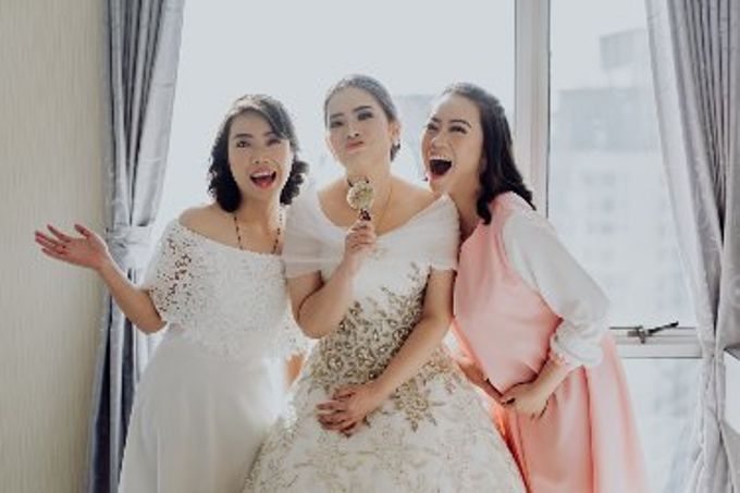 The Wedding Of Fransisca & Edi by Favor Brides - 029