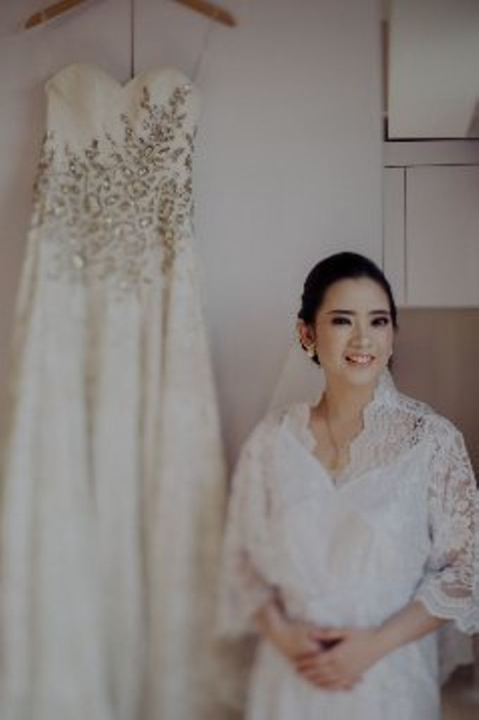 The Wedding Of Fransisca & Edi by Favor Brides - 016