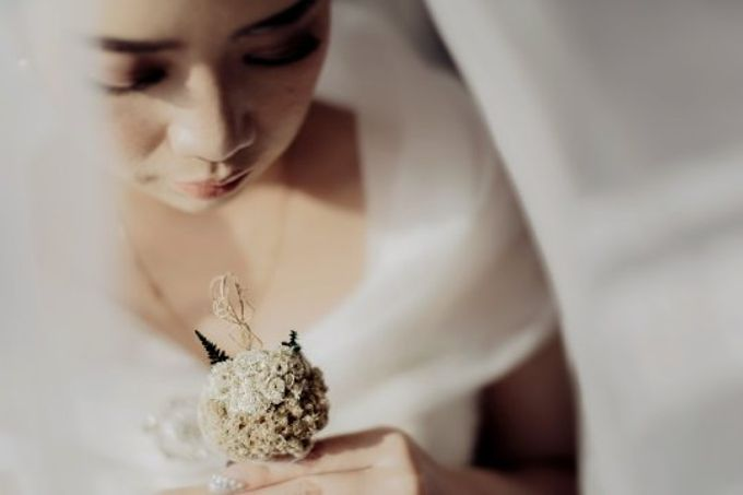 The Wedding Of Fransisca & Edi by Favor Brides - 001