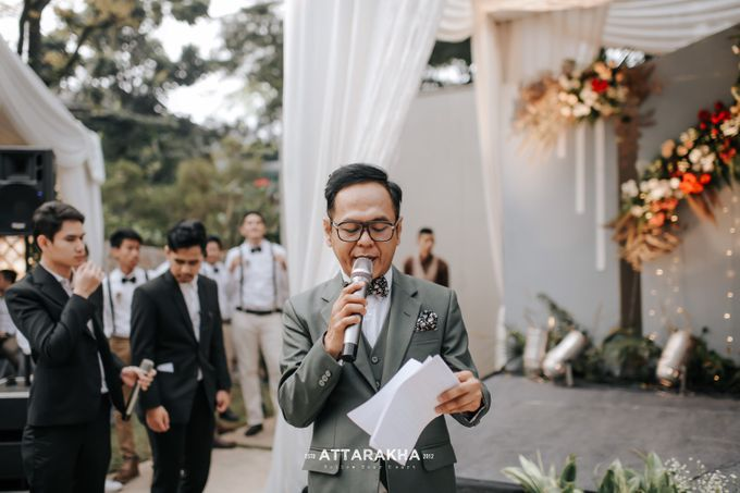 Khanza & Raihan Wedding by Malaka Hotel Bandung - 020