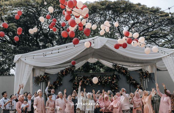 Khanza & Raihan Wedding by Malaka Hotel Bandung - 012