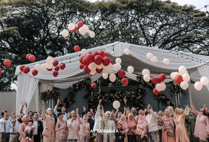 Khanza & Raihan Wedding by Malaka Hotel Bandung - 027