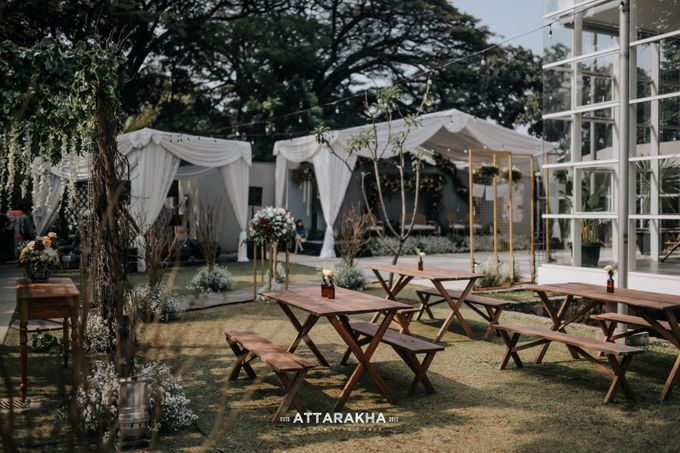 Khanza & Raihan Wedding by Malaka Hotel Bandung - 021