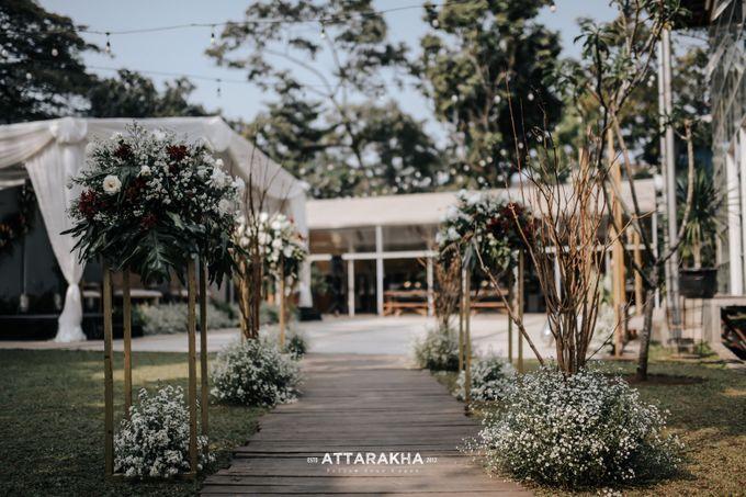 Khanza & Raihan Wedding by Malaka Hotel Bandung - 042