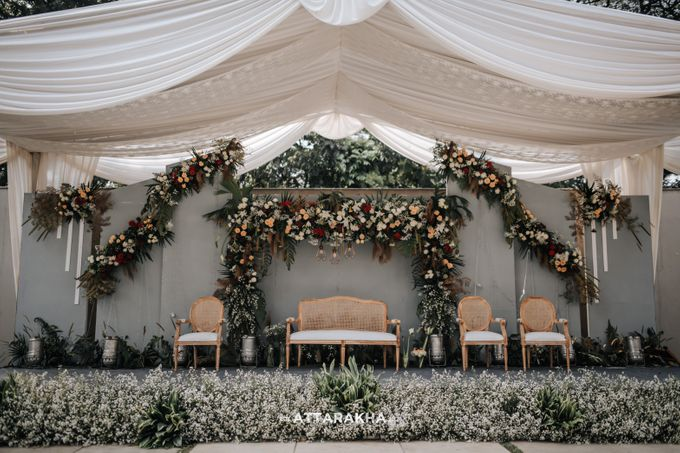 Khanza & Raihan Wedding by Malaka Hotel Bandung - 025