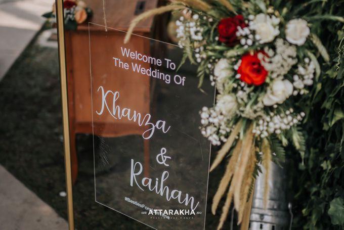 Khanza & Raihan Wedding by Malaka Hotel Bandung - 036