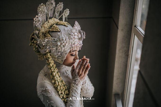 Khanza & Raihan Wedding by Malaka Hotel Bandung - 038