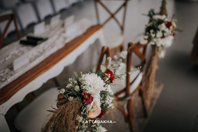 Khanza & Raihan Wedding by Malaka Hotel Bandung - 004