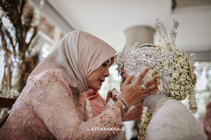 Khanza & Raihan Wedding by Malaka Hotel Bandung - 026