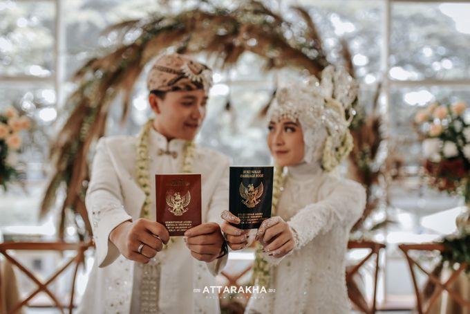 Khanza & Raihan Wedding by Malaka Hotel Bandung - 003