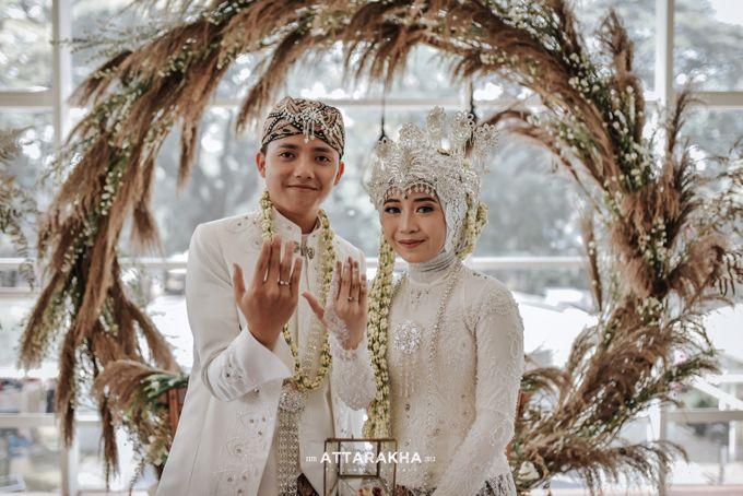 Khanza & Raihan Wedding by Malaka Hotel Bandung - 015