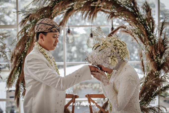 Khanza & Raihan Wedding by Malaka Hotel Bandung - 035