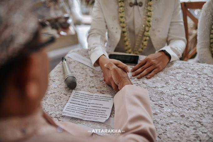 Khanza & Raihan Wedding by Malaka Hotel Bandung - 039